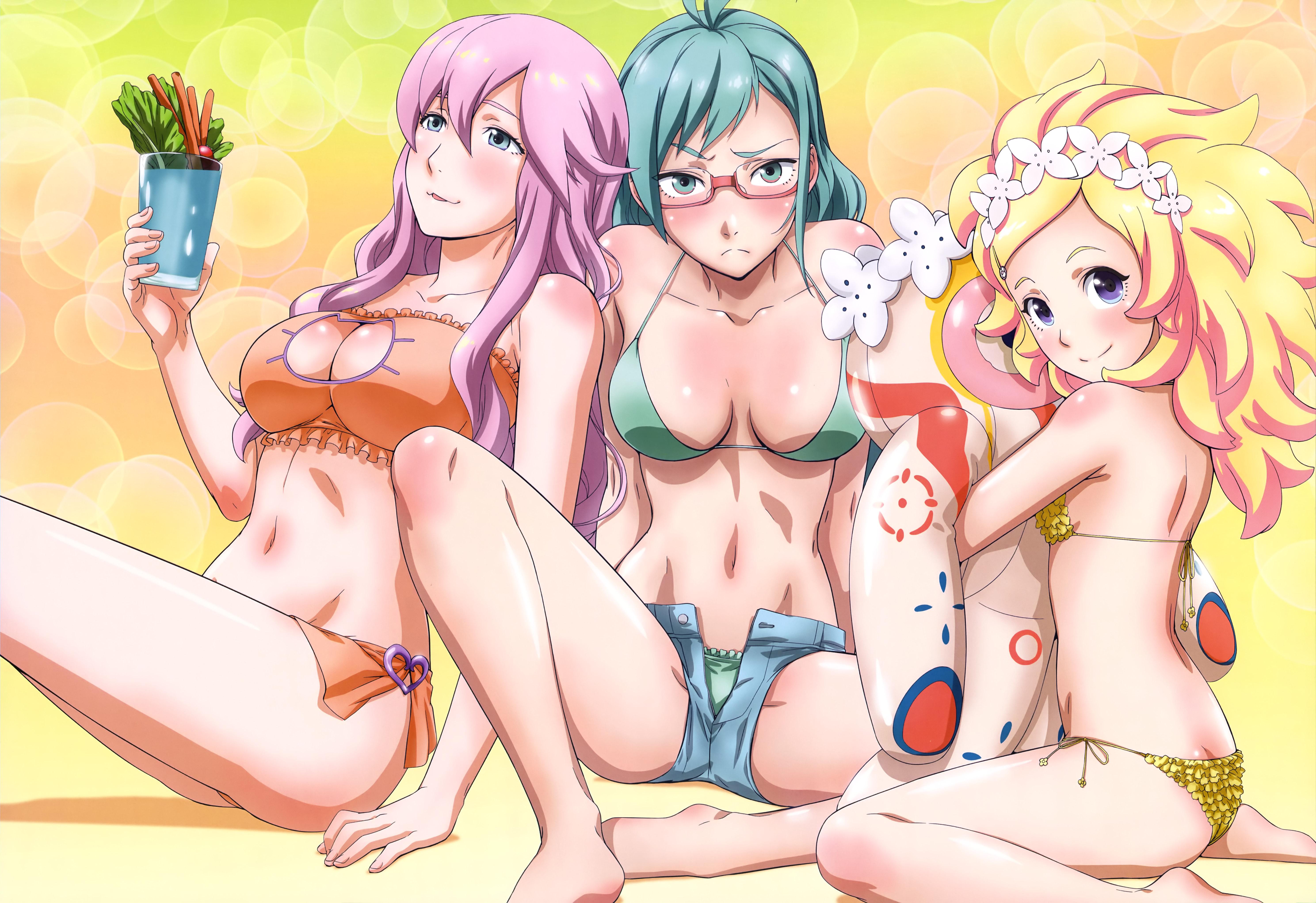 Megami-Magazine-April-2016-anime-bubuki buranki