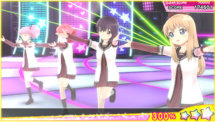 Miracle-Girls-Festival-Yuru-Yuri-Screenshot-5