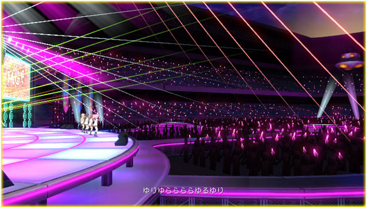 Miracle-Girls-Festival-Yuru-Yuri-Screenshot-8