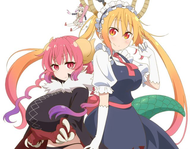 Miss Kobayashi's Dragon Maid Second Season Slated to Air from July 2021'