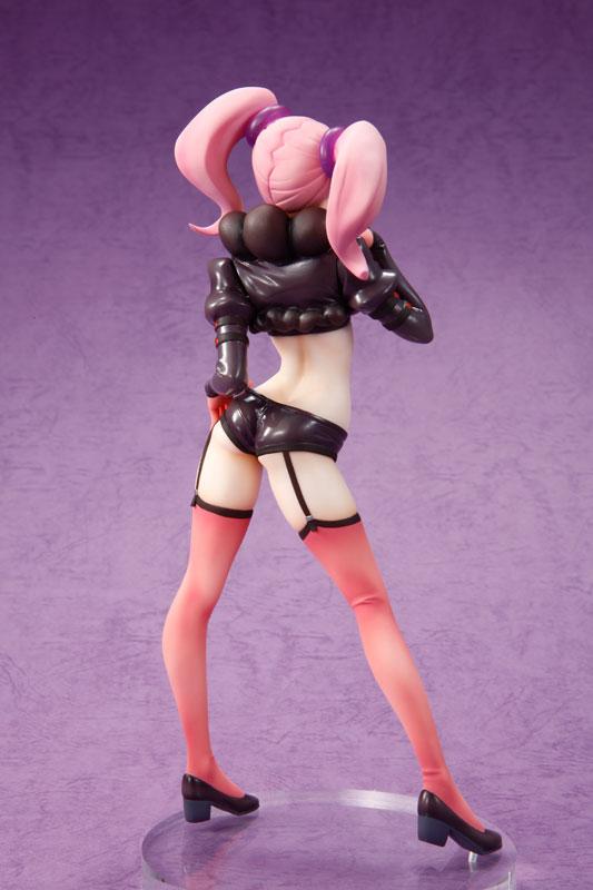 Moco Receives a Rather Attractive Figure haruhichan.com Captain Earth Moco anime figure 1 8 scale 01