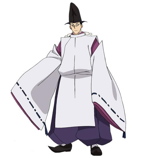 Momo Kyun Sword Abe no Seimei Satoshi Hino