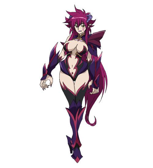 Momo Kyun Sword Enki  - Chiaki Takahashi