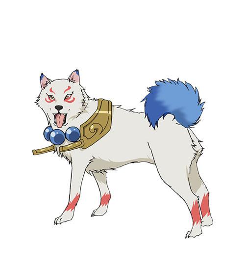 Momo Kyun Sword Inugami - Wataru Hatano