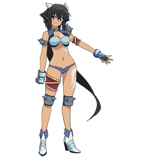 Momo Kyun Sword Onihime - Minami Tsuda