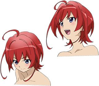 Momo Kyun Sword Ringo - Shiori Mikami 2