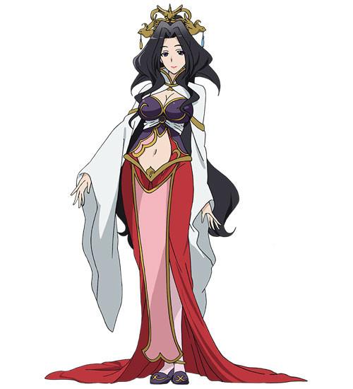 Momo Kyun Sword Sumeragi Tennyō - Masumi Asano