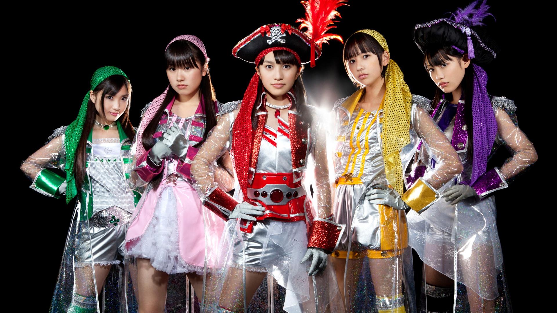 Momoiro Clover Z to Perform Dragon Ball Z 2015 Movie Theme Song haruhichan.com Dragon Ball Z Movie 15 Fukkatsu no F momoiro clover z