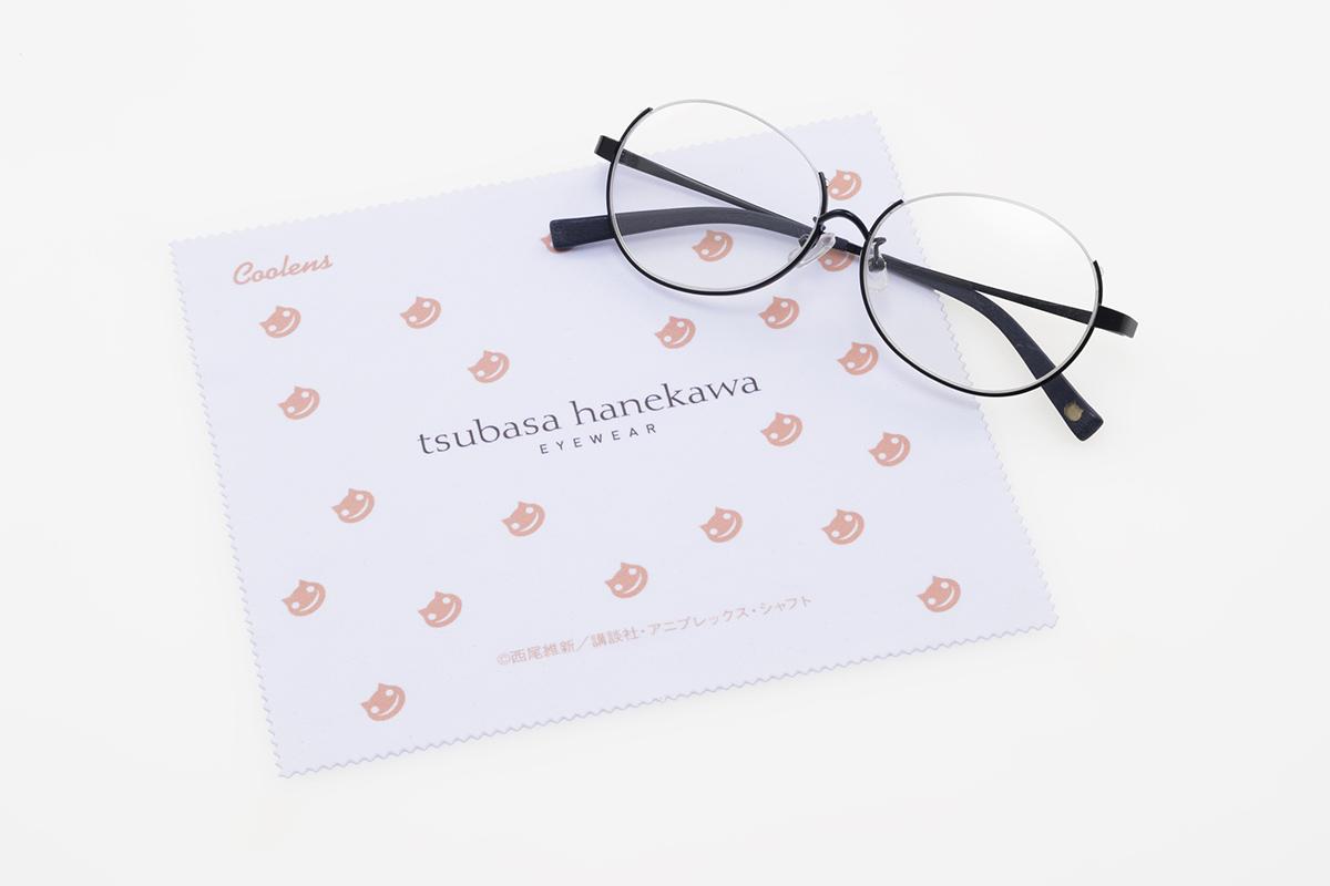 Monogatari Series Tsubasa Hanekawa anime glasses 002