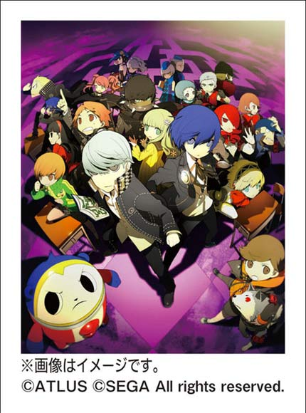 Most Wished for 2015 Anime Calendars haruhichan.com Persona Q Shadow of the Labyrinth calendar