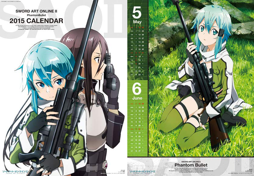 Most Wished for 2015 Anime Calendars haruhichan