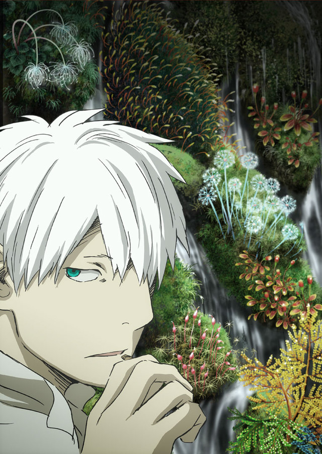 Mushishi Zoku Shou 2nd Season visual