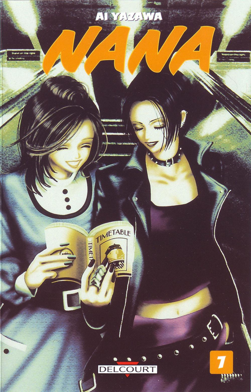 Nana cover haruhichan.com The 25 Most Anticipated Manga Ending