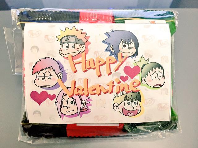 Naruto Animator Says Happy Valentines Day the Osomatsu Way