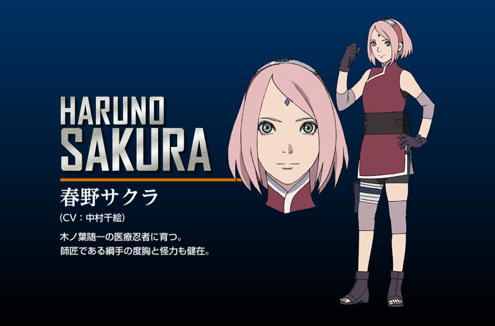 "Naruto Shippuuden Movie 7 ""The Last""-New-Character-Design-Sakura-Haruno_Haruhichan.com"