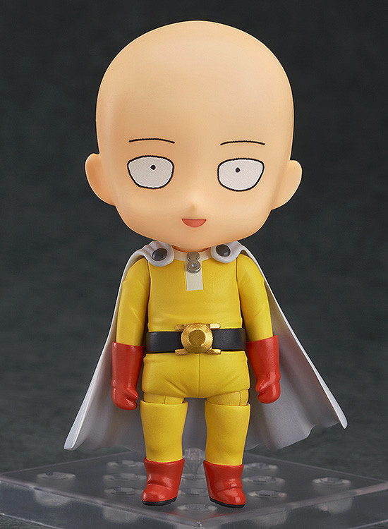 Nendoroid Saitama Prototype Images Revealed 1