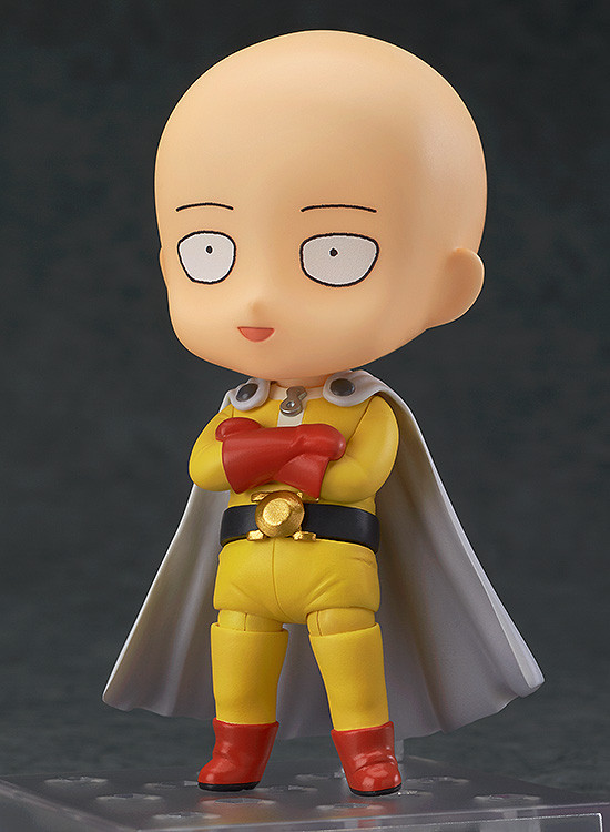 Nendoroid Saitama Prototype Images Revealed 2