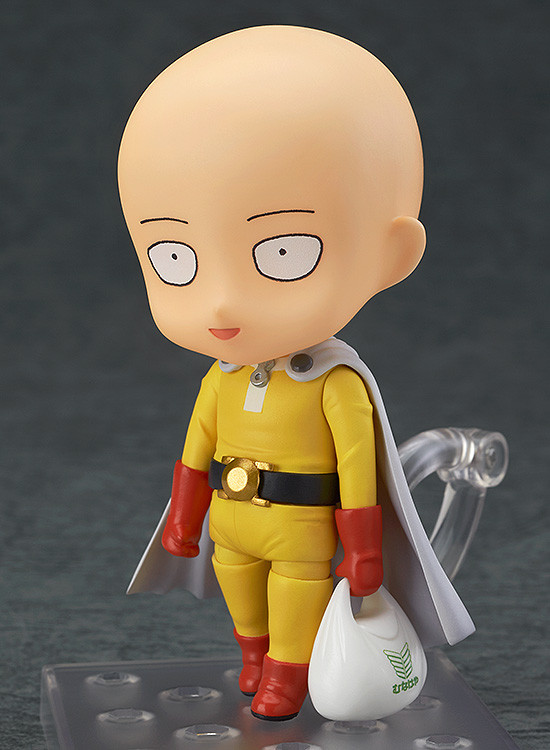 Nendoroid Saitama Prototype Images Revealed 3