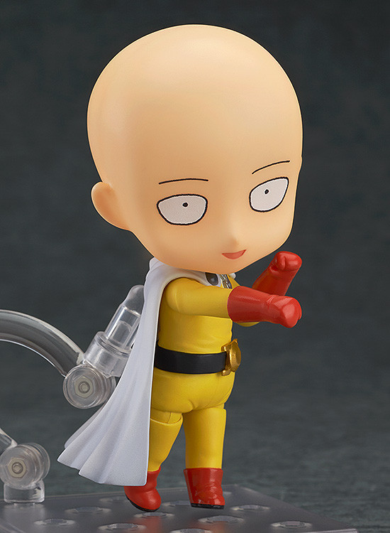 Nendoroid Saitama Prototype Images Revealed 4