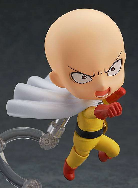 Nendoroid Saitama Prototype Images Revealed 5