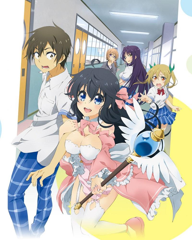 Netoge-no-Yome-wa-Onnanoko-ja-Nai-to-Omotta-Anime-Visual