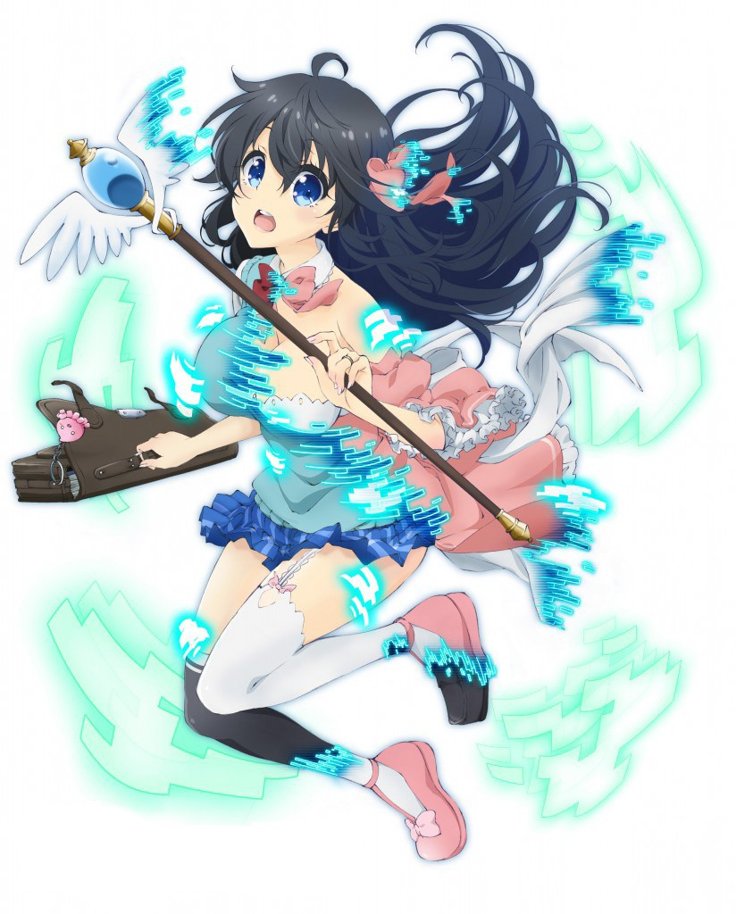 Netoge-no-Yome-wa-Onnanoko-ja-Nai-to-Omotta-Character-Visual