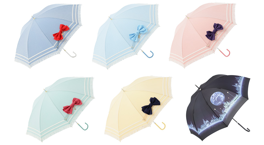Never Get Rained in with New SuperGroupies Sailor Moon Umbrellas 3