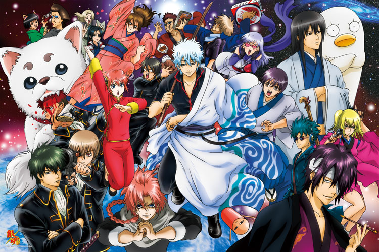 New Gintama Series Slated for April 2015 haruhichan.com Gintama new season