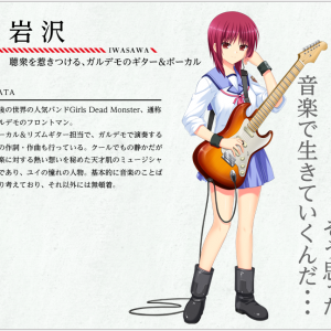 New Images Released For Angel Beats! Visual Novel 11