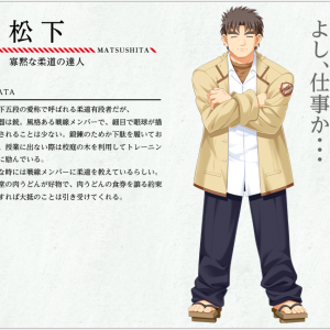 New Images Released For Angel Beats! Visual Novel 12