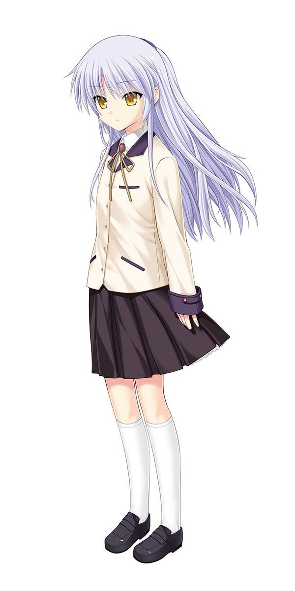 New Images Released For Angel Beats! Visual Novel 14