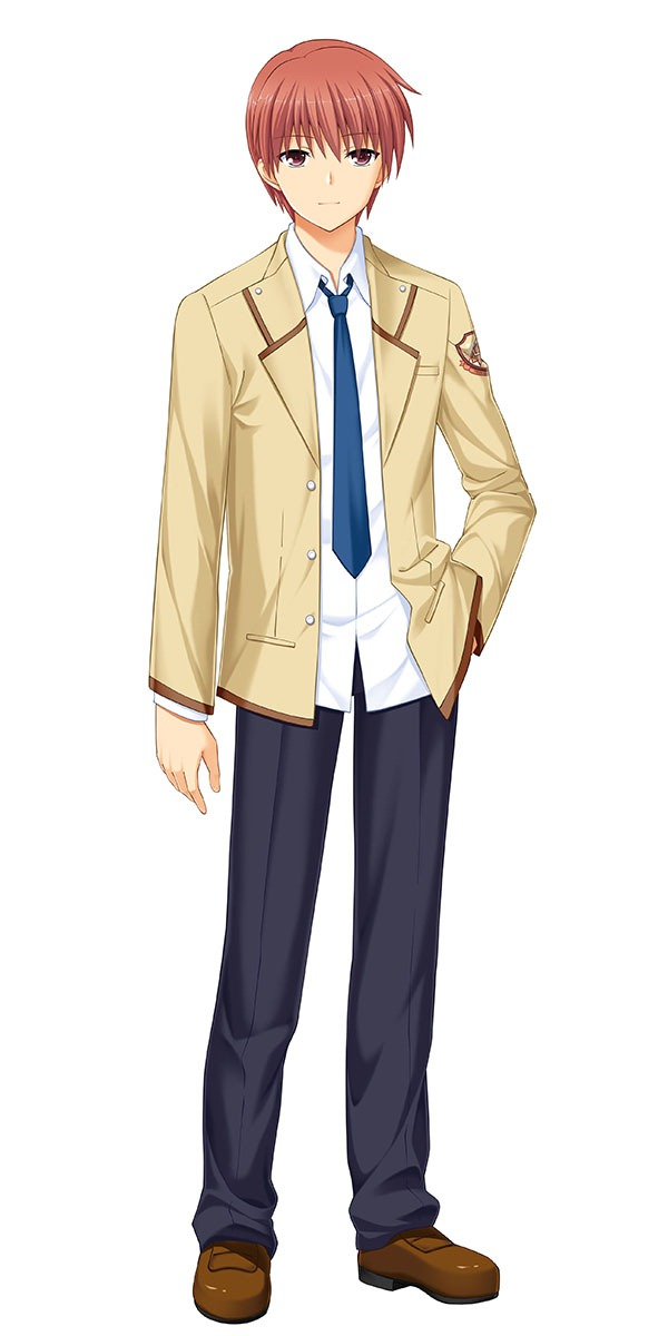 New Images Released For Angel Beats! Visual Novel 17