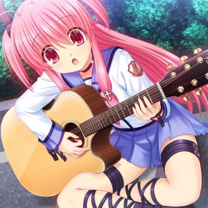New Images Released For Angel Beats! Visual Novel 2