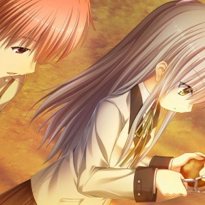 New Images Released For Angel Beats! Visual Novel 3