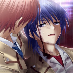 New Images Released For Angel Beats! Visual Novel 9