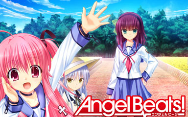New Images Released For Angel Beats! Visual Novel
