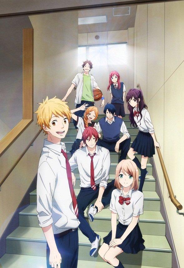 New Nijiiro Days TV Anime Visual Revealed