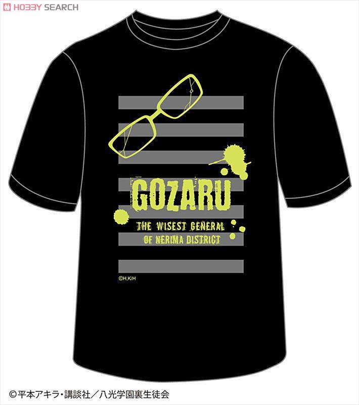 New Prison School Merchandise Includes Vice President's Bust T-Shirt 2