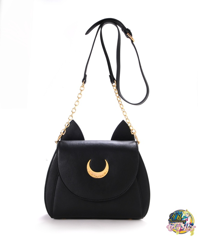 New Sailor Moon Handbags, Wallets, and Multicases from Samantha Vega on Sale in March 2