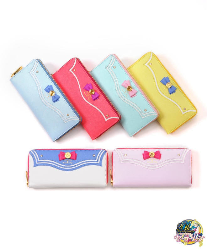 New Sailor Moon Handbags, Wallets, and Multicases from Samantha Vega on Sale in March 3