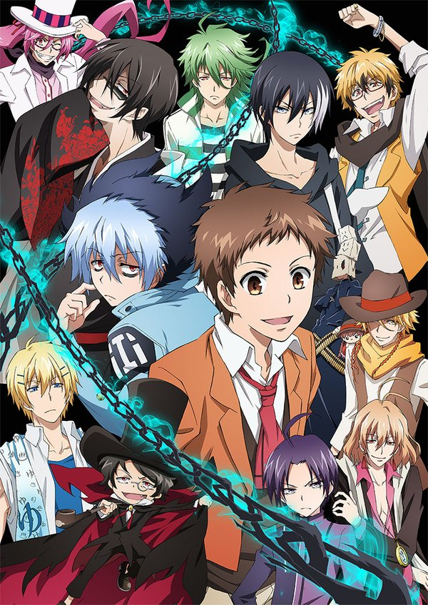 New Servamp TV Anime Visual Revealed and Slated for July