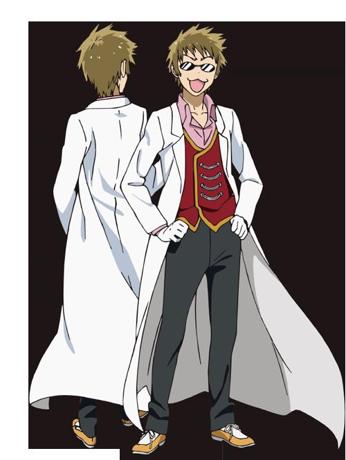 Nisekoi Anime Spin-off Magical Patissier Kosaki-chan character design Shuu Maiko