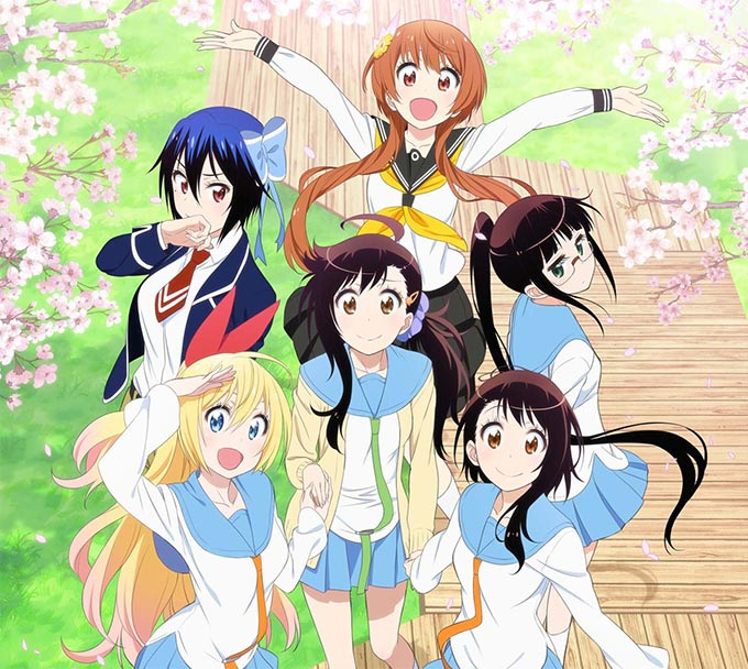 Nisekoi Second Season PV Image