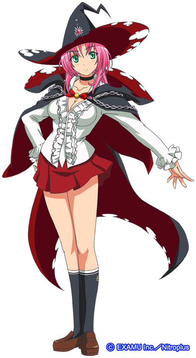 Nitroplus Blasters Heroines Infinite Duel Muramasa Full Supika Sumaga Star Mine Girl haruhichan.com Visual Novel Fighter game