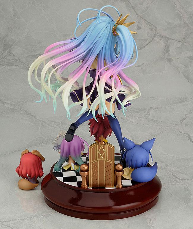 No Game No Life Shiro anime figure 004