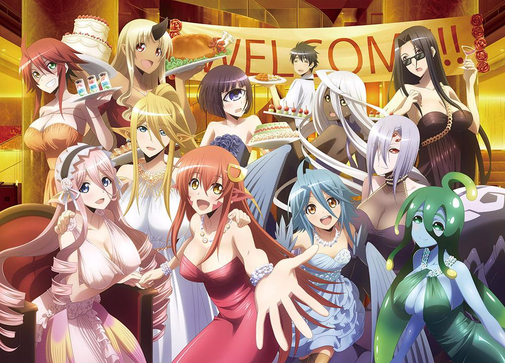 No Second Season of Monster Musume Announced at Recent Event