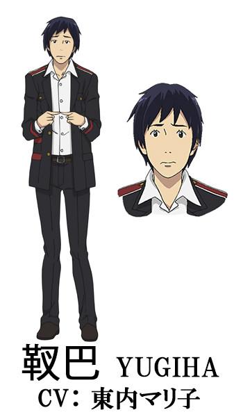 Noragami Aragoto Additional Cast Announced character design 6