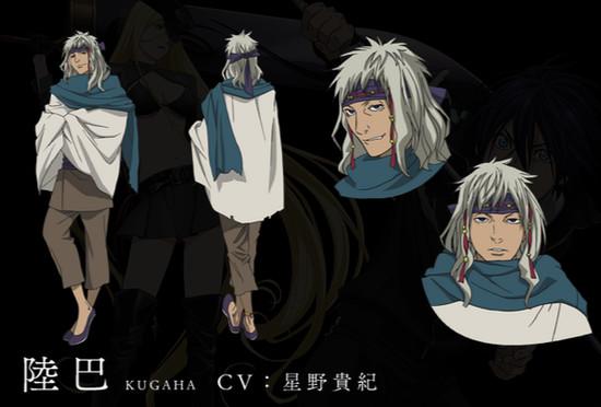 Noragami Character Designs Revealed Takanori Hoshino Kugaha