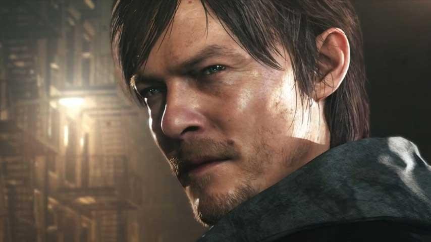 Norman Reedus to Star in New Silent Hill Game haruhichan.com
