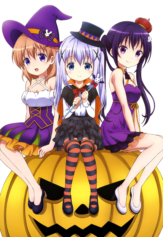 NyanType-Magazine-December-2015-anime-gochuumon wa usagi desu ka
